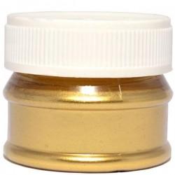 Metalický pigment, Zlatá, 15 g