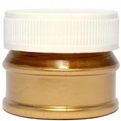 Metalický pigment, Zlatá sytá, 15g, DailyART