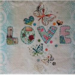 Ubrousek, Love a motýlci