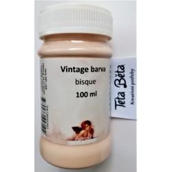 Barva Vintage, křídová, bisque, 100 ml
