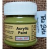 Akrylová barva matná, citrusová, 50 ml