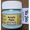 Akrylová barva matná, světle modrá, 50 ml