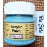 Akrylová barva matná, chrpově modrá, 50 ml