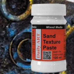Strukturní pasta písková, 100 ml