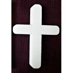 Polystyrenový kříž, menší