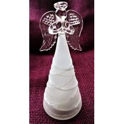 Anděl svítící, výška 15 cm