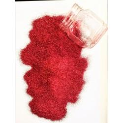 Glitry, červené, jemné, 115 g