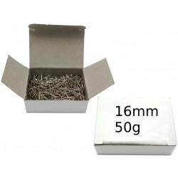 Špendlíky, délka 16mm, 50 g