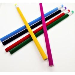 Tužky obyčejné, sametové, sada 6 ks