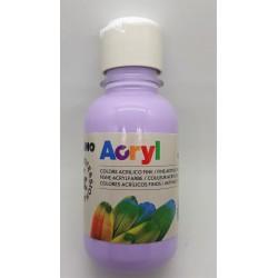 Akrylová barva, Lila, 125 ml