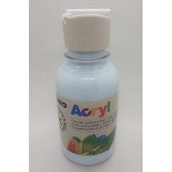 Akrylová barva, Akvamarínová, 125 ml