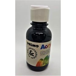 Akrylová barva, Černá, 125 ml