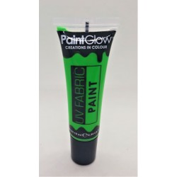 Barva na textil UV zelená 10 ml