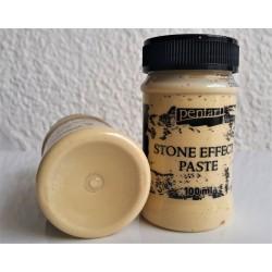 Kamenná pasta 100 ml odstín pískovcový