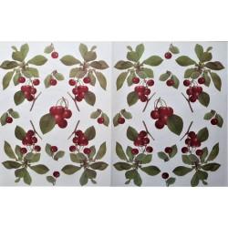 Dekupážní papír Třešně 33 x 48 cm