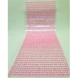 Samolepící perličky barevné 1404 ks, 3 mm
