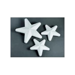 Polystyrenová hvězda 13,5 cm