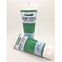 Akrylová barva lesklá zelená tmavá 60 ml Pentart