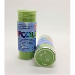 Smaltovací prášek zelený strukturovací Efco 10 ml