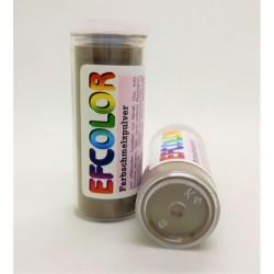 Smaltovací prášek hnědý strukturovací Efco 10 ml