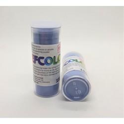 Smaltovací prášek modrý holubí Efco 10 ml