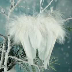 Andělská křídla na zavěšení šířka 12 cm