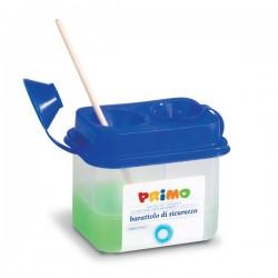 Kelímek plastový, bezpečný se dvěmi komorami