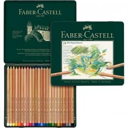 Pastelové tužky Pitt 24 kusů Faber Castell