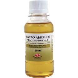 Lněný olej - hustější Nevskaya Palitra 120 ml