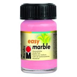 Mramorovací barva růžová 15 ml Marabu