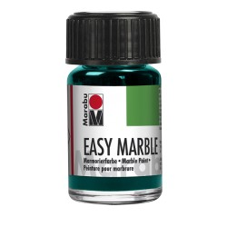 Mramorovací barva tyrkysová 15 ml Marabu