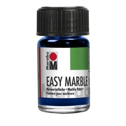 Mramorovací barva ultramarinová 15 ml Marabu