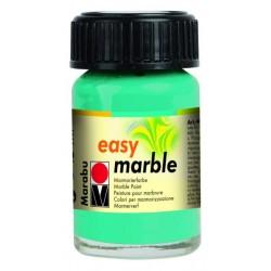 Mramorovací barva zelená aqua 15 ml Marabu