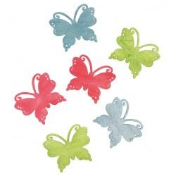 Motýlek náhodný výběr barvy