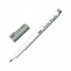 Artist Brush pen Grey Marvy Uchida