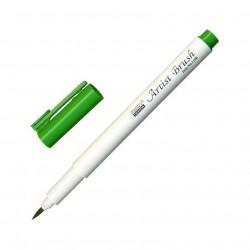 Artist Brush pen Leaf green Marvy Uchida