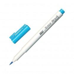 Artist Brush pen Manganese blue Marvy Uchida
