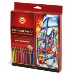 Pastelky Polycolor 72 kusů KOH-I-NOOR