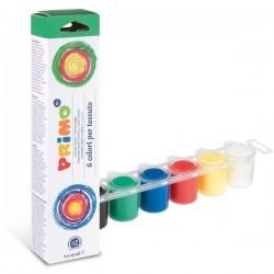 Barvy na textil 6 x 25 ml Primo