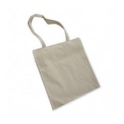 Bavlněná nákupní taška na malování  přírodní