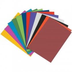 Barevný papír mix 12 barev 60 listů 80g/m² A4