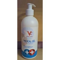 Antibakteriální gel v pumpičce 400 ml Victory Couture