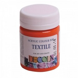 Barva na textil Decola, 50 ml