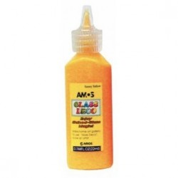 Slupovací barva  žlutá, 22 ml