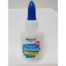 Lepidlo pro kutily bílé, 45 g, Meyco