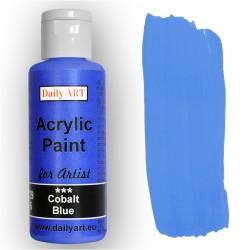 Akrylová umělecká barva Kobaltová modř Daily ART