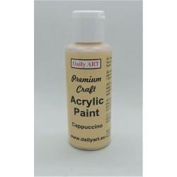 Akrylová prémiová barva kapučínová 50ml Daily ART