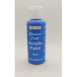 Akrylová prémiová barva tyrkysová 50ml Daily ART