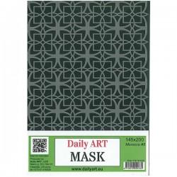 Šablona plastová Marocco 5 A5 Daily ART
