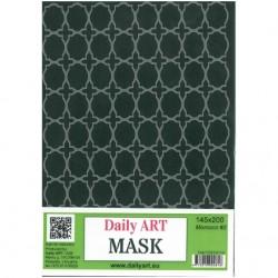 Šablona plastová Marocco 2 A5 Daily ART